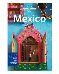 Lonely Planet Mexico (Edition 15)