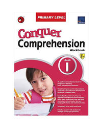 Sap Conquer Comprehension Workbook Primary Level 1