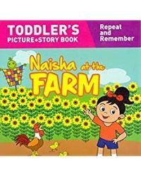 Naisha At The Farm