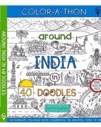 Around India In 40 Doodles