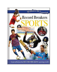 Wonders Of Learning: Discover Record Breakers Sport: Reference Omnibus