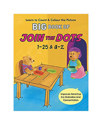 Big Book Of Join The Dots (1- 25 & A- Z)