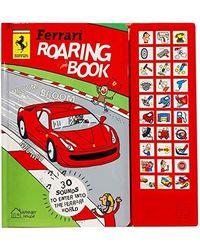 Ferrari Roaring Book