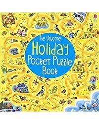 Holiday Pocket Puzzle Book (Activity And Puzzle Books)