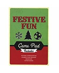 Festive Fun Game Pad