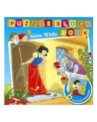 Puzzle Block Books- Snow White
