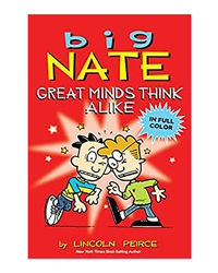 Big Nate: Great Minds Think Alike: Volume 8