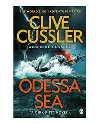 Odessa Sea: A Dirk Pitt Novel
