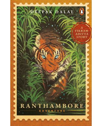 A Vikram- Aditya Story Ranthambore