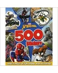 Marvel Spider- Man: 500 Stickers (500 Stickers Marvel)