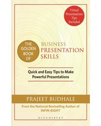 Golden Book of Business Presentation