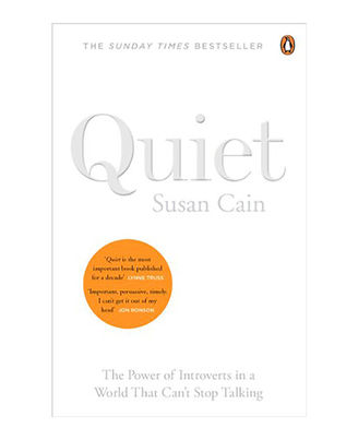 Quiet: The Power Of Introverts In A World That Can T Stop Talking