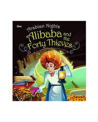 Alibaba And The Forty Thieves
