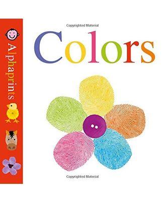 Little Alphaprint: Colors