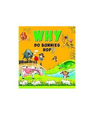 Why do bunnies hop