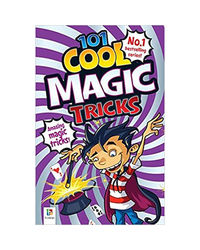 101 Cool Magic Tricks (Cool Series)