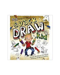 501 Things For The Quick Draw Kid (Binder)