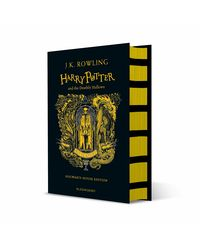 Harry Potter And The Deathly Hallows- Hufflepuff Edition