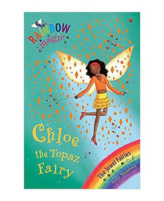 Rainbow Magic- Chloe The Topaz Fairy