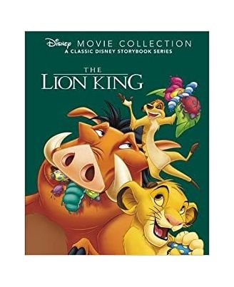Disney Movie Collection The Lion King