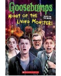 Goosebum The Movie: Night