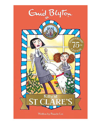 Kitty At St Clare s: Book 6