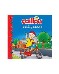 Caillou- Training Wheels