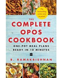 The Complete OPOS Cookbook: One- Pot Meal Plans Ready in 10 Minutes