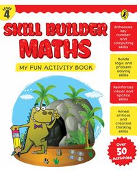 Smart Skill Builders- Maths Level 4