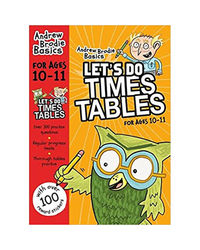 Let's Do Times Tables 10- 11