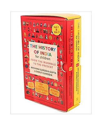 History Of India: Vol 1 & 2 Set