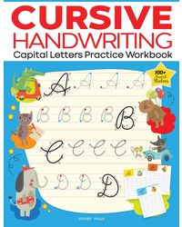 Cursive Handwriting Capital Letters