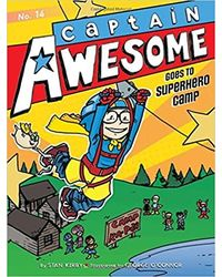 Captain Awesome Goes To Superhero Camp (Volume 14)