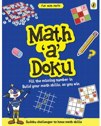 Fun With Maths: Math- A- Doku