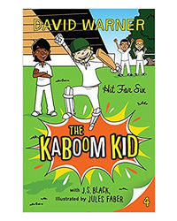 Hit For Six: Kaboom Kid# 4