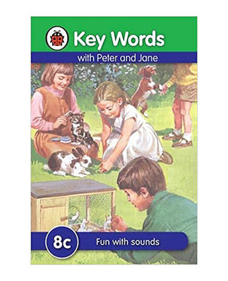 Key Words 8C: Fun With Sounds