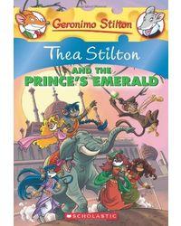 Thea Stilton# 12: & The Prince Emberald