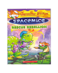 Geronimo Stilton Spacemice# 5 (Rescue Rebellion)