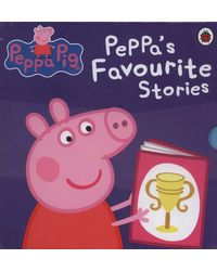 Peppa Pig 10 Copy HB Slipcase