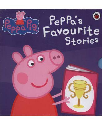 Peppa Pig 10 Copy HB Slipcase