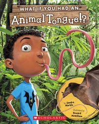 What If You Had An Animal Tongue?