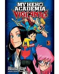 My Hero Academia: Vigilantes, Vol. 3 (3)