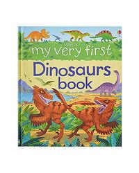 My Very First Dinosaur Book