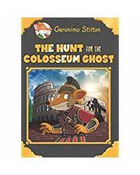 Geronimo Stilton: The Hunt For The Coliseum Ghost
