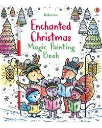 Enchanted Christmas Magic Painting Book