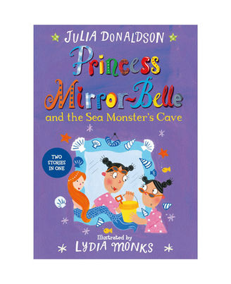 Princess Mirror- Belle And The Sea Monster s Cave