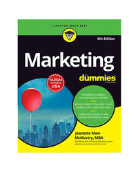 Marketing For Dummies, 5/E