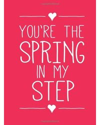 You'Re The Spring In My Step (Nr)
