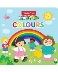 Fisher Price Little People Colours (Fisher Price Board Books)