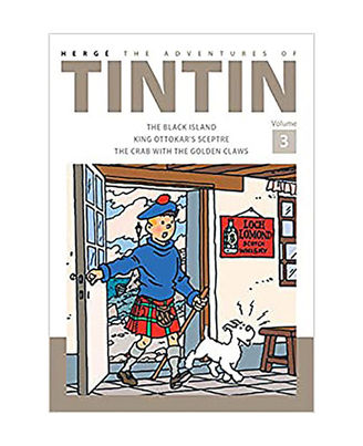 The Adventures Of Tintin Vol 3